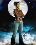 "Freema Agyeman ""Martha Jones"" from Doctor Who hand signed 10 x 8 Photograph 11312"